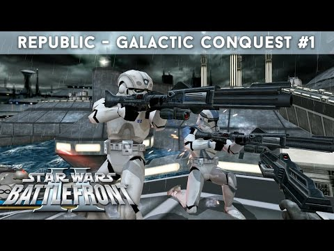 THE GREATEST ENGINEER | Star Wars Battlefront II - Galactic Conquest - Republic