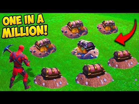FIND BURIED TREASURE WITHOUT A MAP! - Fortnite Funny Fails And WTF Moments! #518