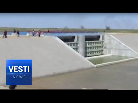 No Water for Crimea: Ukraine Wasted Millions to Build a Dam