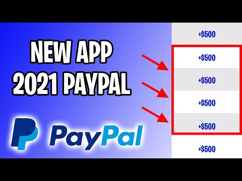 *NEW APP* Pays YOU PayPal Money ($500+) | Earn PayPal Money 2021