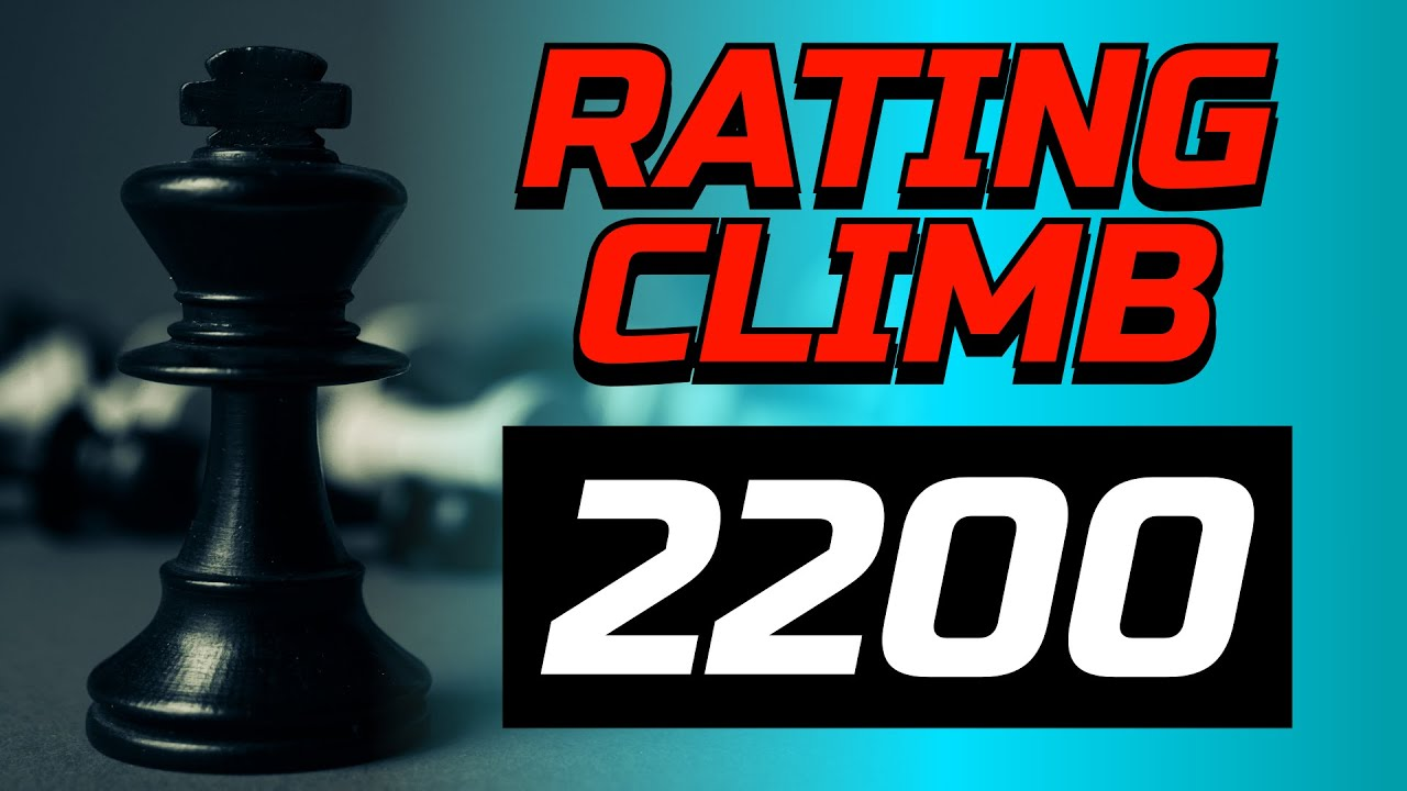 Rating Climb to 2200 - Rapid on Chess.com - Live Stream