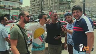 مذيع الشارع| شوف الفيديو ده وانت هتعرف الجزائريين يستحقوا نشجعهم في النهائي ولا لاء