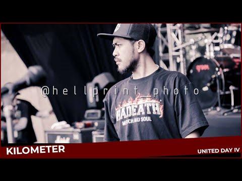 KILOMETER HC ( Tanggerang ) Live at HELLPRINT UNITED DAY IV