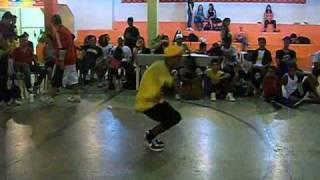 B.BOY Law (CRAZY MASTERS CREW) vs B.BOY Nadinho (KND CREW) GBG 2011