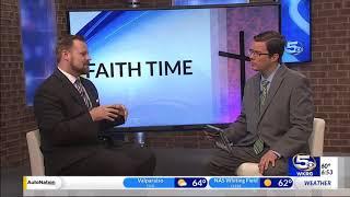 Faith Time - Chad Petri Interviews Pastor James C. Johnson on WKRG Channel 5