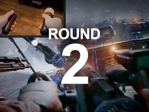 Move vs Kinect: Console Wars Round 2 (Season 2)