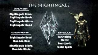 Skyrim Character Builds: The Nightingale