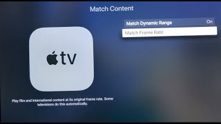 Apple TV 4K Video Fix is Here! Here's how it Works!