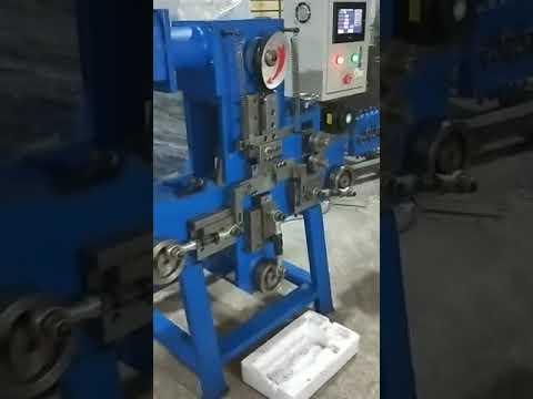 Automatic Metal Clip Manufacturing Machine