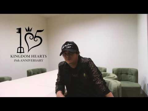 Holiday message from Kingdom Hearts director Tetsuya Nomura (multi-language subtitles)