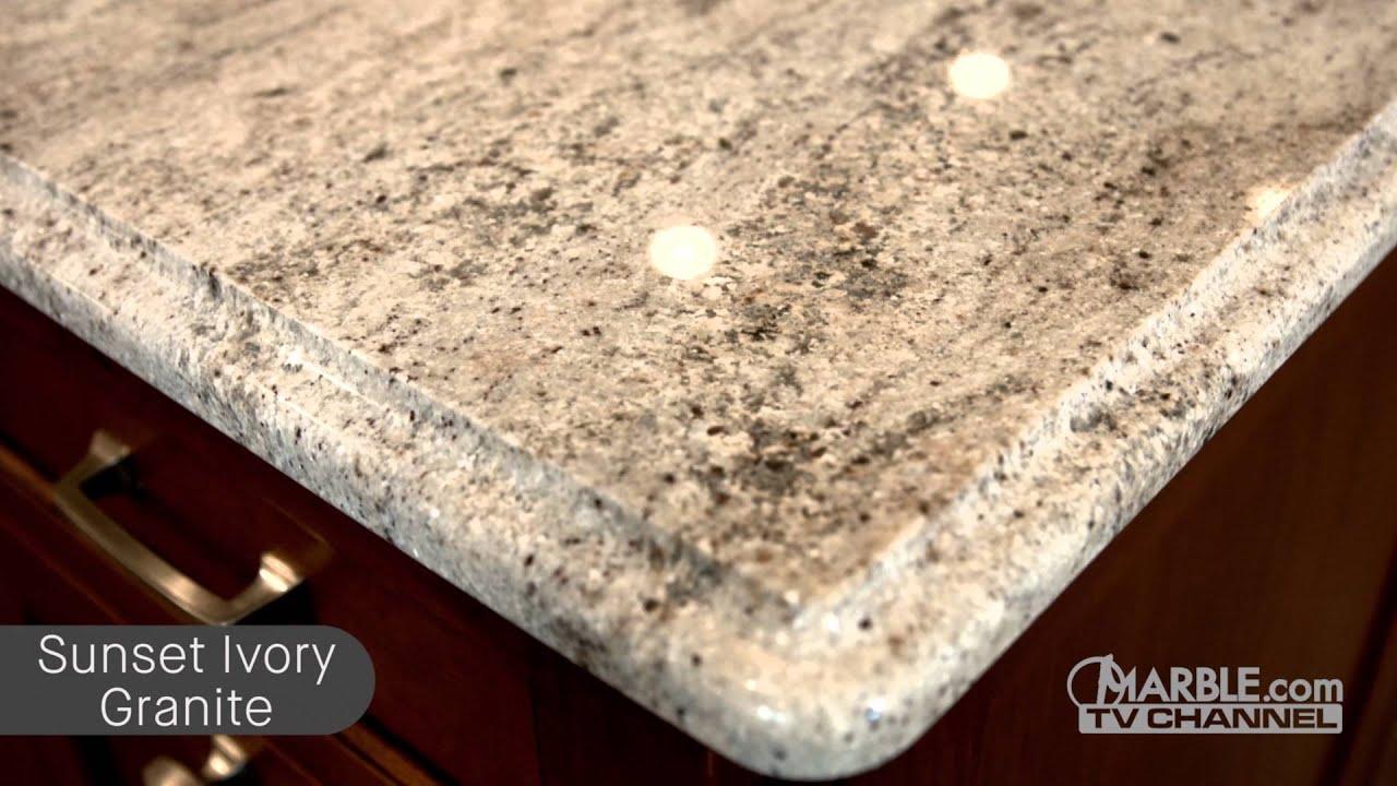 Caledonia Granite Kitchen Sunset Ivory New Caledonia Granite Kitchen Countertops Youtube