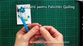 Cutter multifuncțional pentru felicitări kirigami, cusute și quilling