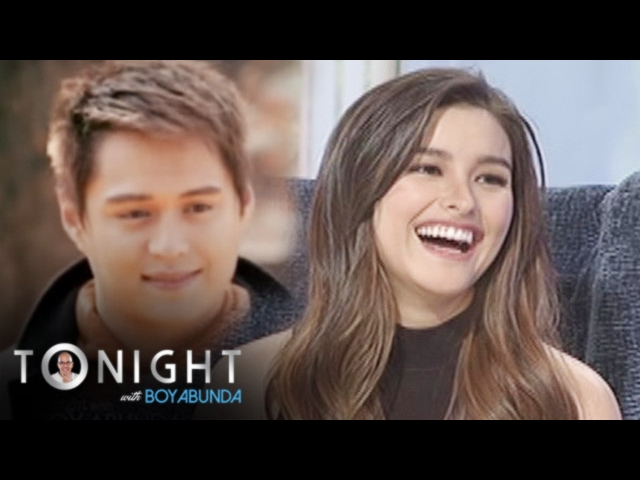 "TWBA: Enrique Gil is Liza's ""special someone"""