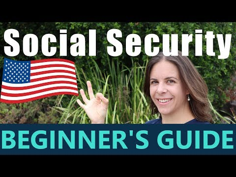 Social Security - Beginner's Guide (2019)