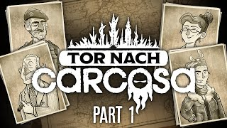 Pen and Paper Tor nach Carcosa | #1 des Cthulhu-Albtraums