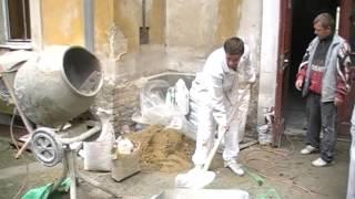 ŘŽ   obor zedník úprava omítky na historické budově
