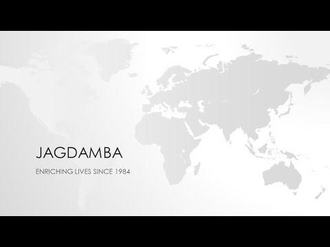 Jagdamba Factory visit Vintage Video