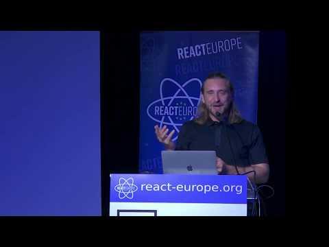 Coders are the new Rock Stars - Dan Stein aka @DJFreshUK at @ReactEurope 2019