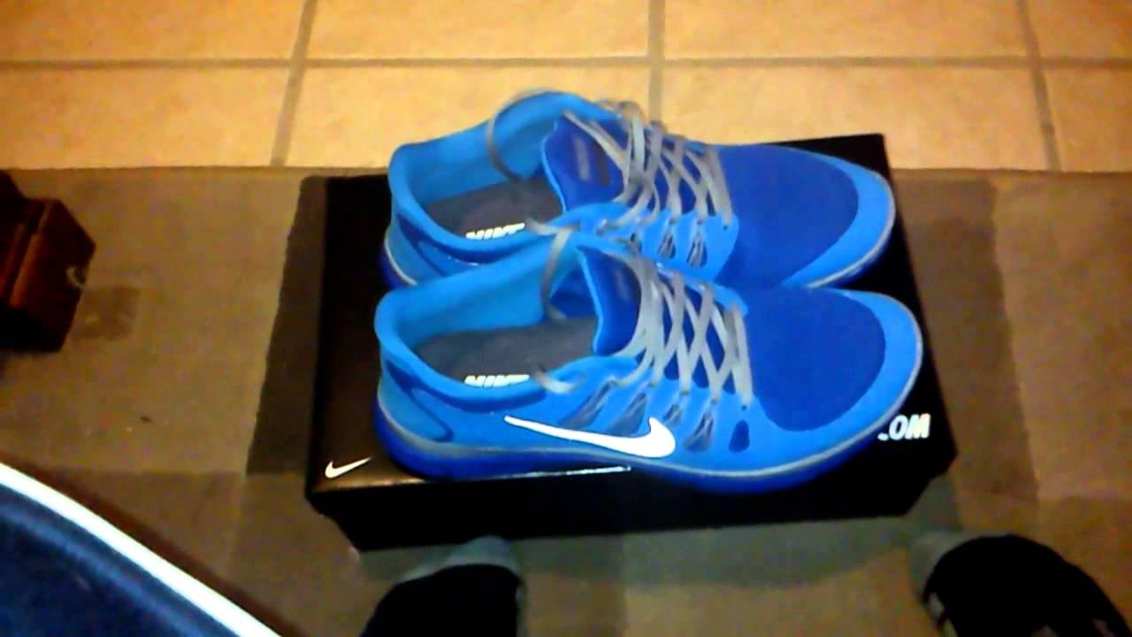 Nike Free 5.0 Flash Id