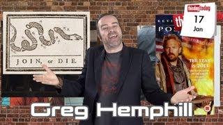 January 17th: Benjamins: Greg Hemphill