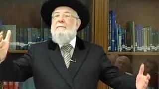 הרב ישראל מאיר לאו - חג הפסח - ליל הסדר - טיול בשבילי ההגדה של פסח