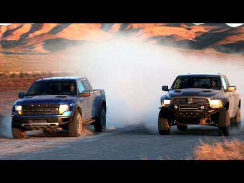 Ford Raptor Vs Ram Runner Head 2 Head Episode 14 Youtube