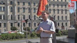 Подвигу советского народа в Великой Отечественной войне. Митинг 22.06.2013