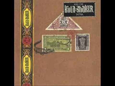 KULA SHAKER - TATTVA - DANCE IN YOUR SHADOW - TATTVA ON ST.GEORGE'S DAY