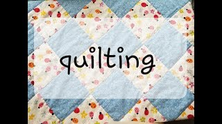 Crafts Gone By: Quilting