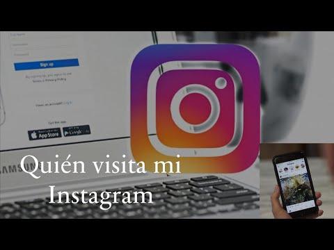 Quién Visita Mi Perfil De Instagram