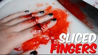 КИНОЭФФЕКТЫ: Отрезанные Пальцы