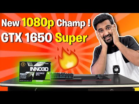 AMD Should Worry Now - GTX 1650 Super Review !