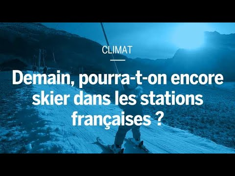 Demain, pourra-t-on encore skier dans les stations françaises?