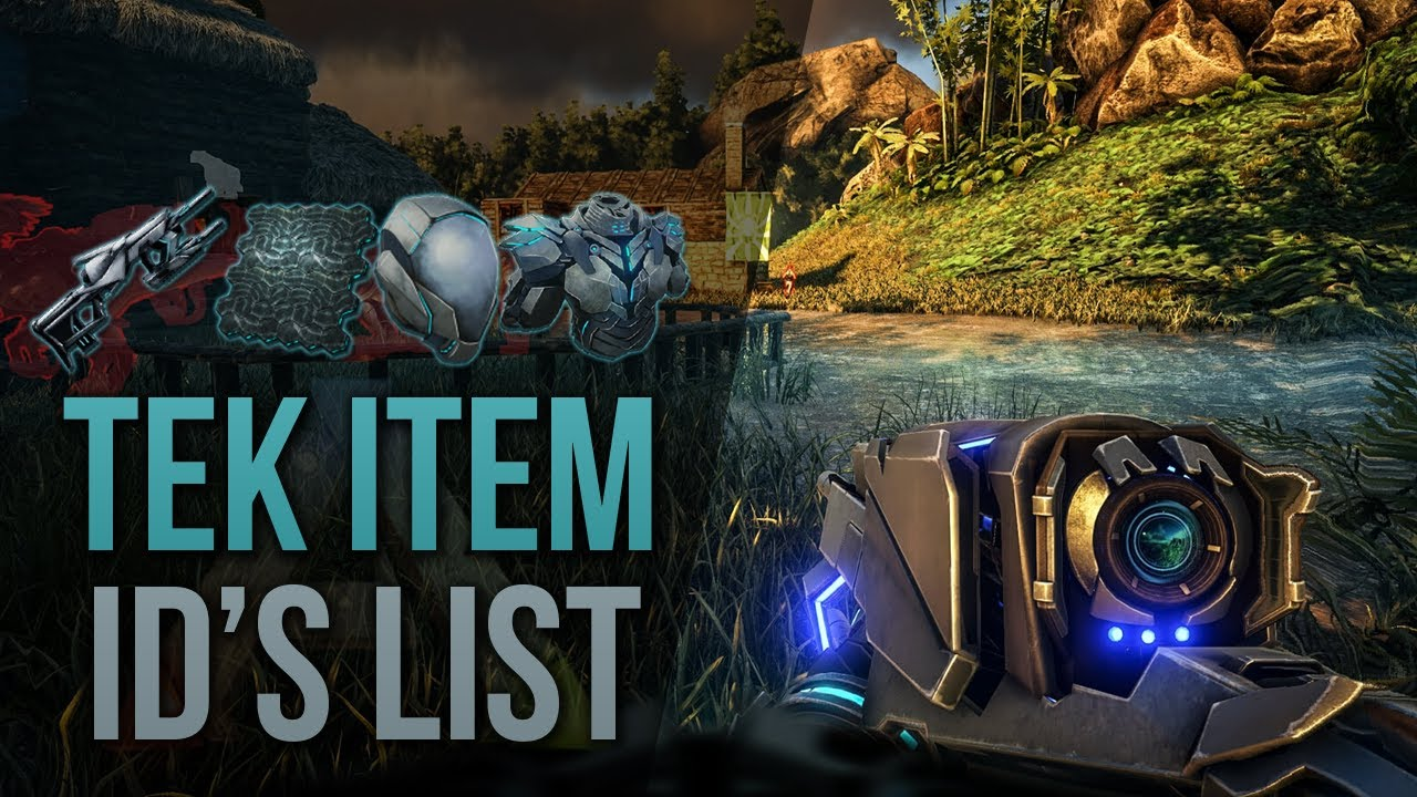 Ark tek tier ids ark item ids list for admins how to spawn ark tek tier ids ark item ids list for admins how to spawn tek tier xbox ps4 pc malvernweather Gallery