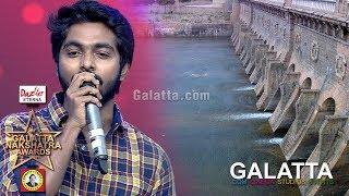 Cauvery First | Celebration Next - GV Prakash | Galatta Nakshatra Awards