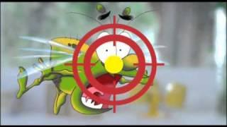 Raid One Shot Fly Spray 2010 Ad