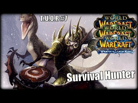 The Underdogs Of Raiding #7 - Survival Hunter feat. Executus Gaming