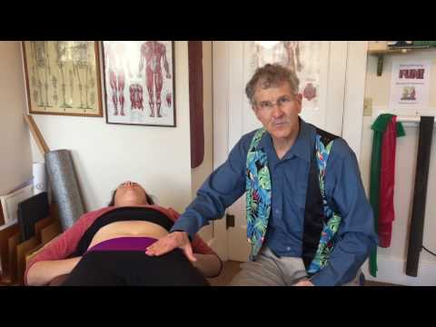 Abdominal Release for Hip and Groin Pain