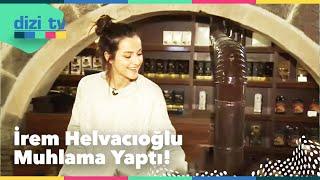 İrem Helvacıoğlu muhlama yaptı! - Dizi Tv 585. Bölüm
