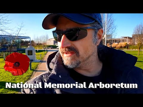 National Memorial Arboretum. An Unforgettable Experience.