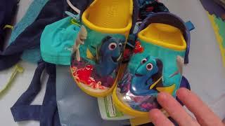 видео Обувь в детский сад