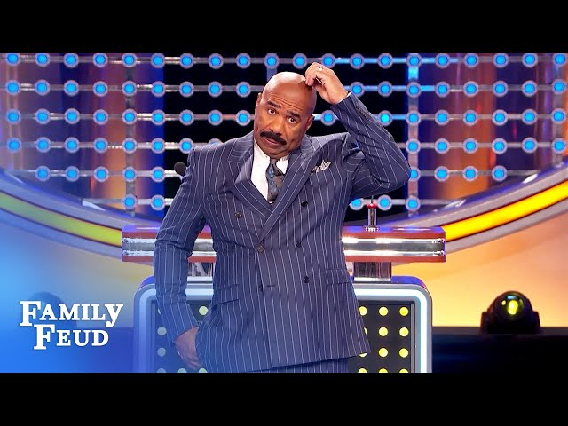 You won't believe where hubby wanted to go on vacation! | Family Feud