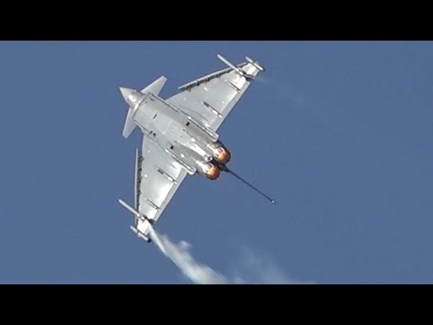 Eurofighter Typhoon | AGGRESSIVE DEMO SHOW
