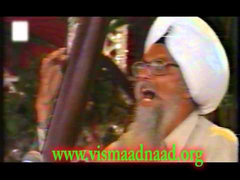 Prof Kartar Singh : Raag Basant - Adutti Gurmat Sangeet Samellan 1991