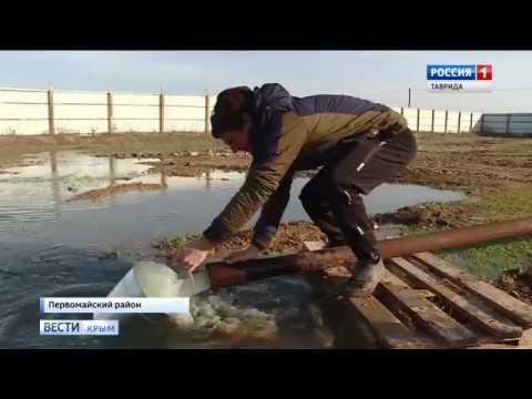 Новые скважины с питьевой водой открылись в сёлах Крыма