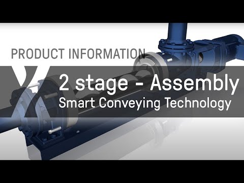 MORE OF THE BEST. The Next Generation of Smart Conveying Technology.