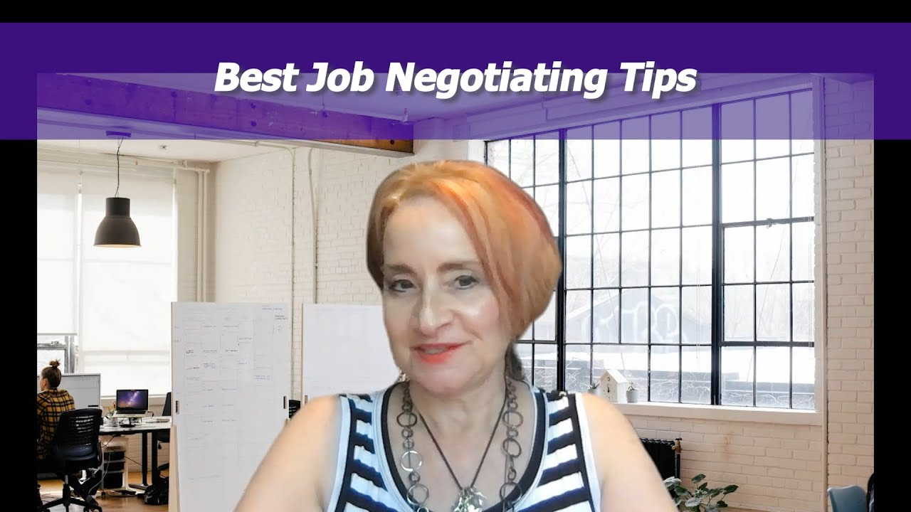 EPISODE 801: Best Job Negotiation Tips
