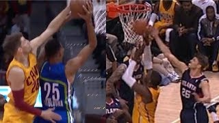 "NBA ""KYLE KORVER BLOCKING"" Moments"