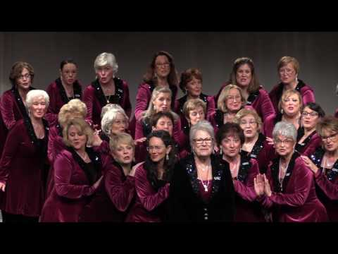 Grand Traverse Show Chorus  -2016 Crooked Tree Arts Center -Oh You Beautiful Doll