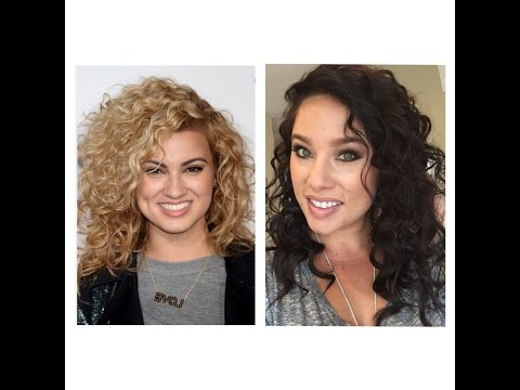 How to get Tori Kelly Curls